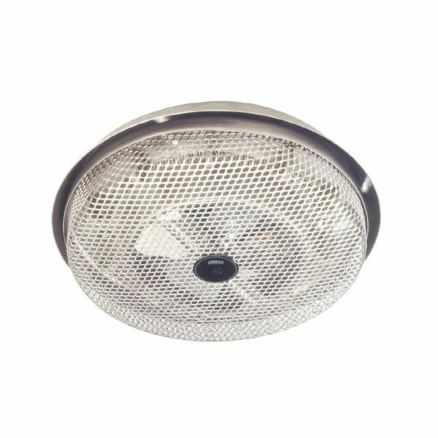 Broan 157 1250w Electric Radiant Ceiling Heater Gray For Sale Online Ebay