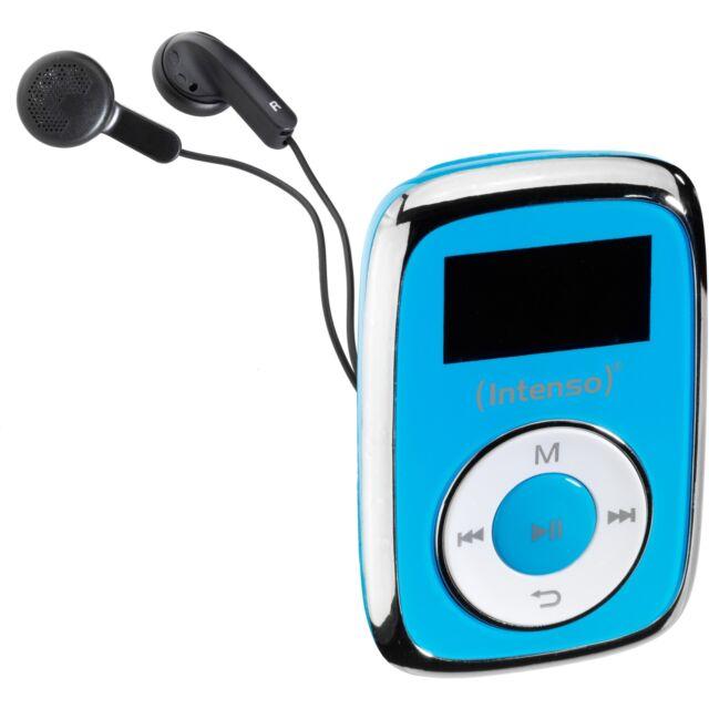 Intenso Music Mover, MP3-Player, blau