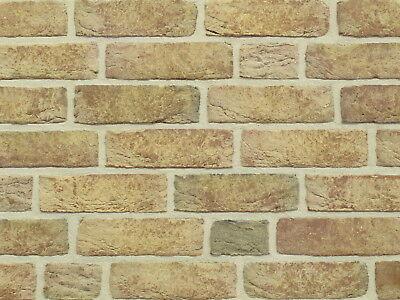 Heimwerker Sinnvoll Handform-verblender Nf Bh848 Rot-braun-bunt Klinker Vormauersteine Aromatischer Charakter Und Angenehmer Geschmack Fassade