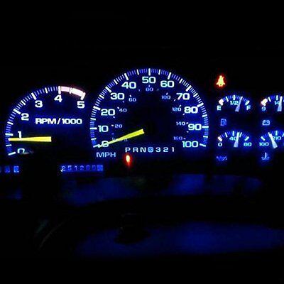 6pcs Blue LED Dash Cluster light Kit for VT VX VY VZ VE Holden Commodore |  eBay