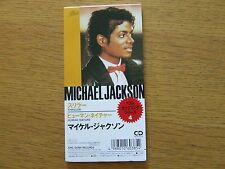 "MICHAEL JACKSON 3"" CD JAPANESE THRILLER RARE"