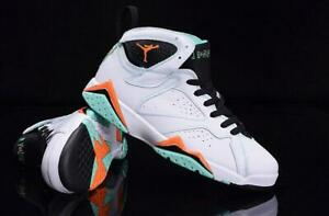 Hot-New-Men-039-s-Air-J-7-Retro-Breathable-Basketball-High-Top-Shoes-Sport-Sneakers