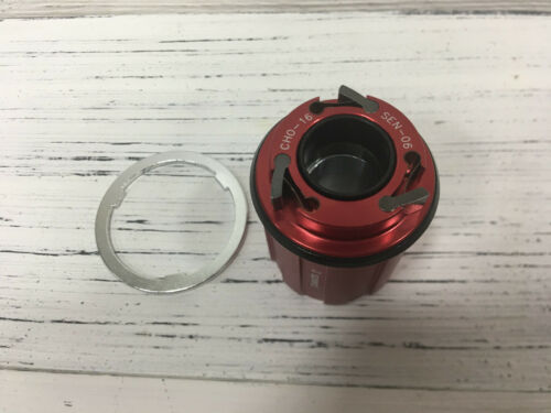Black Inc Freehub Body With Ceramic Speed Bearing For Shimano 11S Cassette