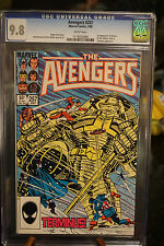 THE AVENGERS 257 Nebula 1st app CGC 9.8 Marvel 1985 Guardians of Galaxy Comics