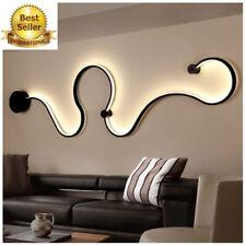 Acrylic Modern LED Lamp Chandelier Light For Living Room Bedroom Indoor Ceiling.