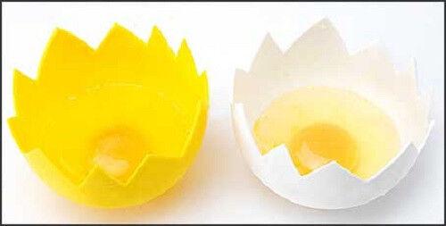 Eddingtons arañar Perfecto Silicona Cazador Furtivo del huevo Set De 2