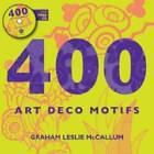 400 Art Deco Motifs: With CD by Graham McCallum (Paperback, 2010)