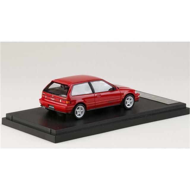 MARK43 PM4396MR PM4396MR PM4396MR 1 43 Honda Civic EF9 SiR II MUGEN RNR Red b258fa