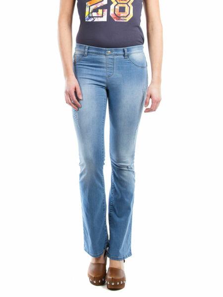 100% Vero Carrera Jeans - Jeggings 767 Donna Slim Fit Vita Regolare Vari Colori I Consumatori Prima