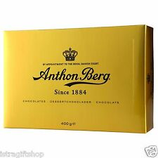 Anthon Berg Luxury Gold Box 400g Original From Denmark 400g/14.1oz