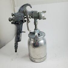 New Listingvintage Binks Model 18 Paint Spray Gun With Cup 66sd