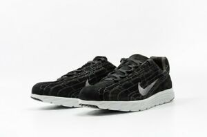 new style b7726 54e1e Image is loading Nike-Mens-Mayfly-Leather-PRM-Suede-Running-Shoes-