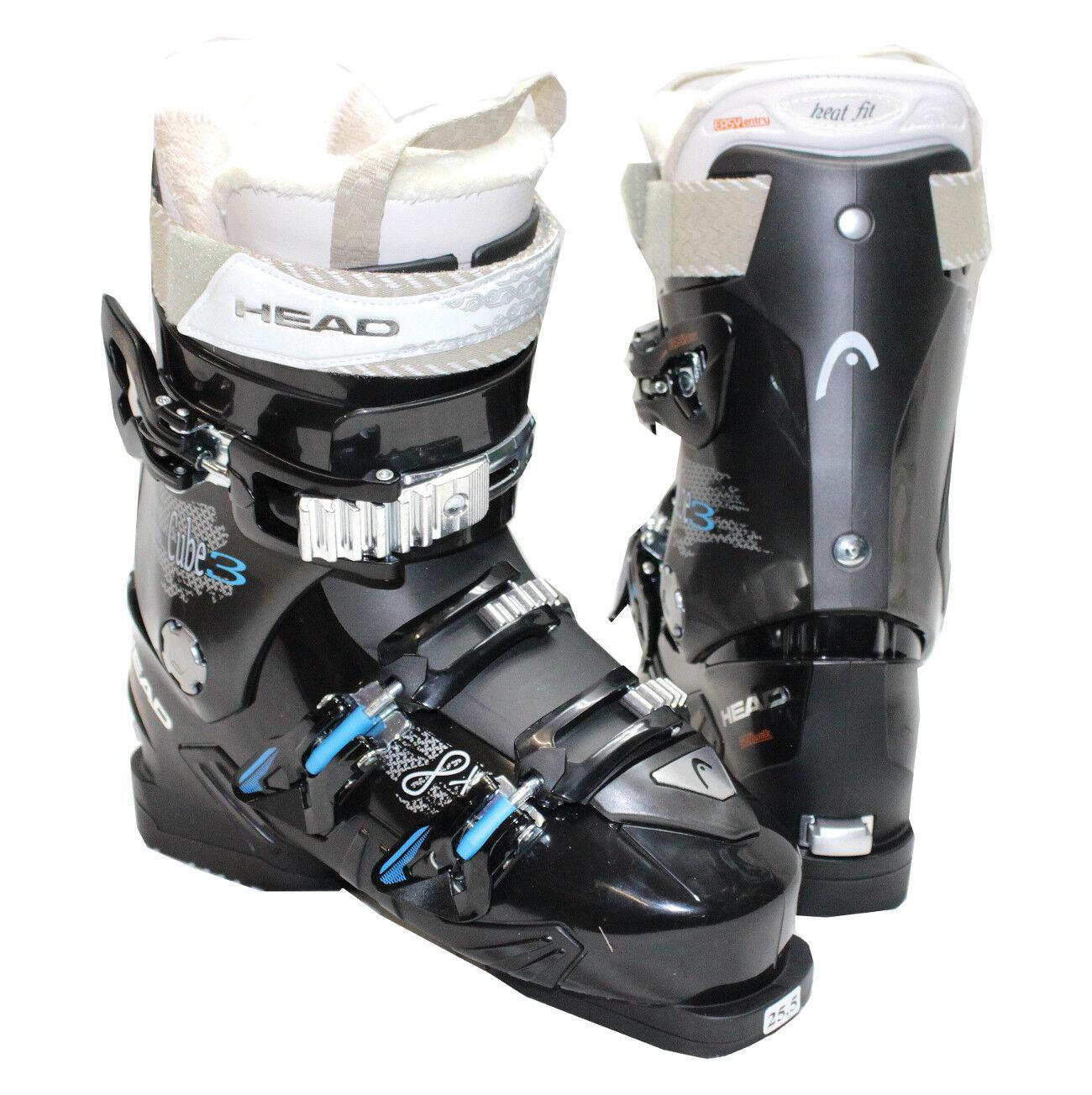 Femmes Chaleur X Chaussure Doublure 3 Cube Ski De Fit Head 8 TIqxR08fw