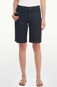 Jeans Dark Blue Helen Bermuda Shorts 4 Nydj Enzyme Not Your o Daughters Jeans 2 rTrY6qa