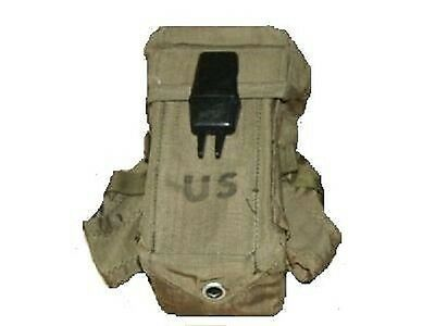 Hingebungsvoll Us Army M16 M4 Ar15 Military Mag Pouch Magazin Alice Lc2 Tasche Od Green Oliv