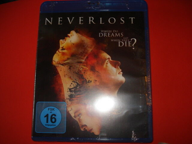 NeverLost Blu Ray Warner Bros. Where Do Dreams Go When They Die?