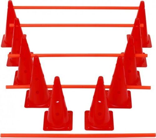 Kegelhütchen Hürdenset 15 teilig
