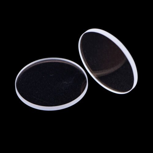 für Convoy S2//S2+//S3//S6//S8 Taschenlampe HV 2X 20.5*1.6mm ar-beschichtetes Glas