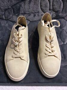 Ivory Memory Foam Sneakers Men Shoes