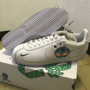 various colors 3c3e4 c04eb Details about New NIKE CORTEZ Earth Day Collection White Size 9 Limited  Unused Tagged Boxed