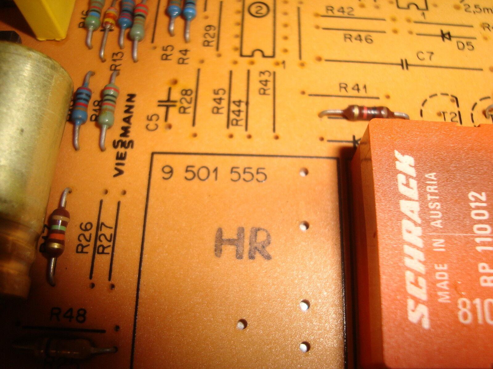 Viessmann 9501555, Platine Tetramatik, 2 J. Garantie      d512 a273d2