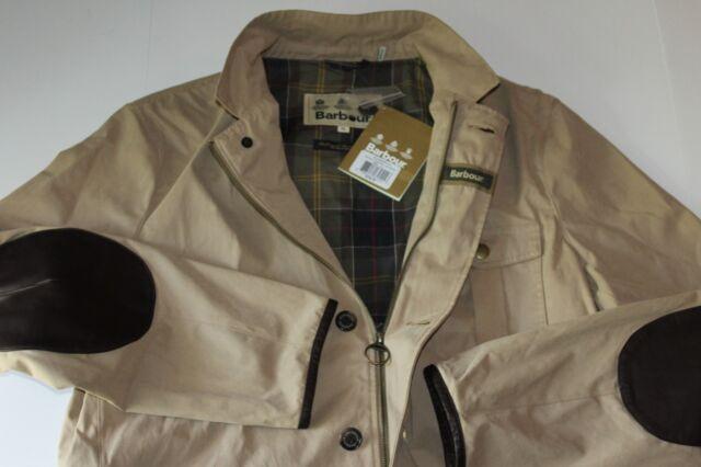 c0e6c59f47f2 Barbour Jacket Coat Summer Lutz Stone MCA0349ST51 New Extra Large XL Euro  Cut