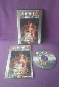 DVD-JAPAN-ANIMACIoN-STREET-FIGHTER-II-LA-NEW-WORLD-WARRIORS-DEAGOSTINI-ANIME