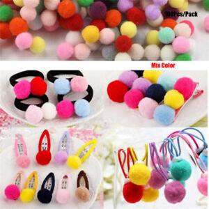 Soft-Fluffy-Balls-Plush-Craft-Pompoms-DIY-Sewing-Craft-Fluffy-Poms-Decorations