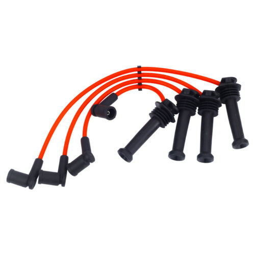 Ignition Spark Plug Wires 7mm Fit for Ford Contour Focus Mercury 2.0L ADP-5974