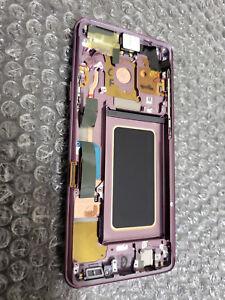 Mint-Samsung-Galaxy-S9-Plus-G965U-G965-LCD-Digitizer-Frame-Lilac-Purple