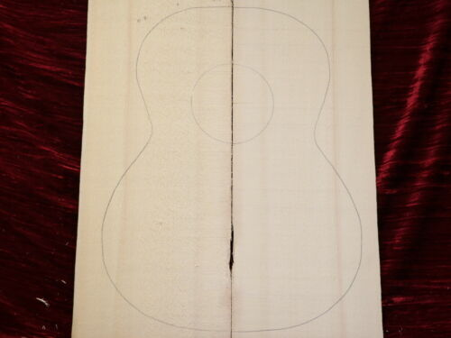 Guitar Top  Sound board 2007 Luthier Spruce Tone wood Fichte Tonholz