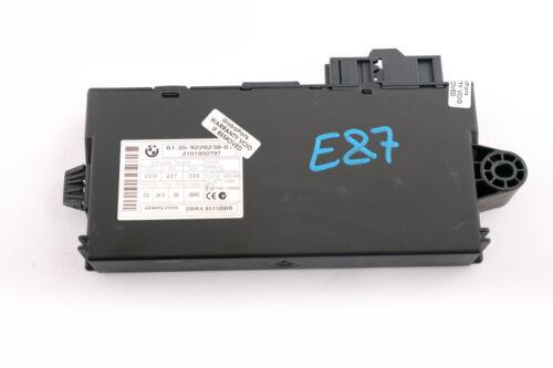 BMW 1 3 5 er E60 E87 E90 CAS 3 ECU Steuergerät 9395657 9226238