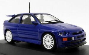 Solido-Diecast-Escala-1-43-S4303700-1992-Ford-Escort-RS-Cosworth-Azul