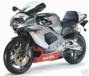 Details about APRILIA 3 COLOUR TOUCH UP PAINT KIT 02 RSV1000 LEAD GREY  ROSSO FLUO DIABLO BLACK