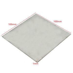 TC4-GR5-Titanium-Alloy-Metal-Titan-Blech-Ti-Legierung-Blechstuecke-1X100X100mm