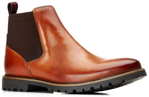 Base London Homme Anderson Chelsea Boot Tan
