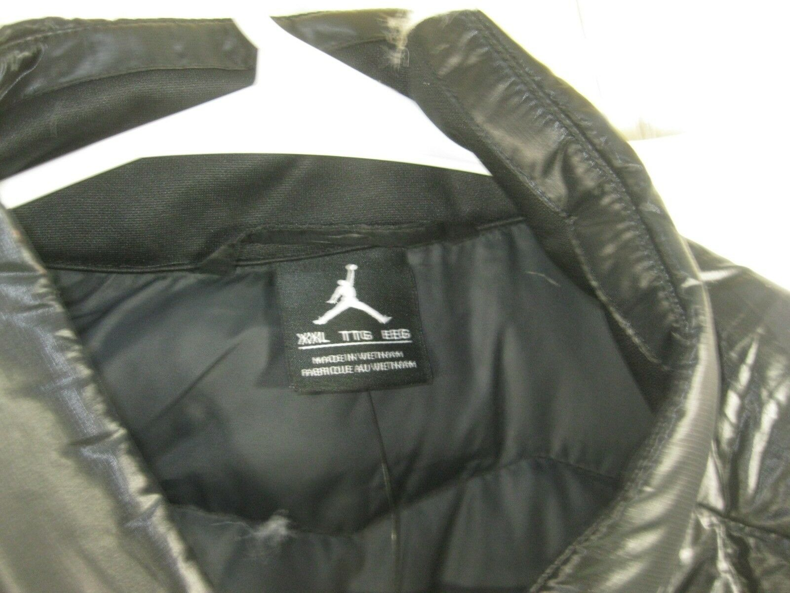 7afcad07f43f Mens XXL 2xl Nike Air Jordan Hybrid Down Puffer Vest Jacket Coat ...