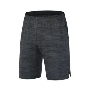 34de44d14f Men's Workout Athletic Running Shorts Quick-dry with Pockets Sports ...