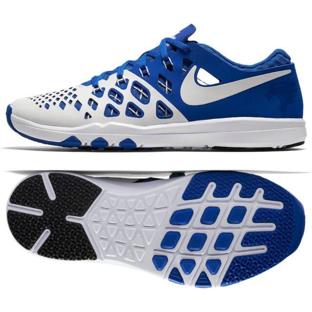 e8d6b68d939c Nike Train Speed 4 Amp UK Kentucky Wildcats 844102-411 Royal White Men s  Shoes
