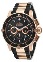 New Mens Invicta 15403 Pro Diver Chronograph Two Tone Steel Bracelet Watch