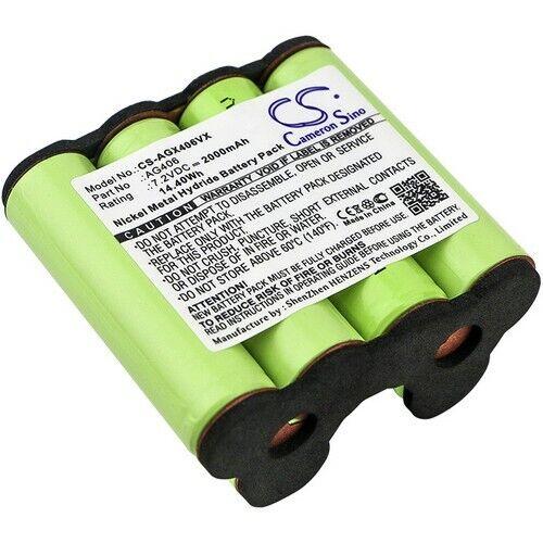 Batterie pour AEG ZB4106WD