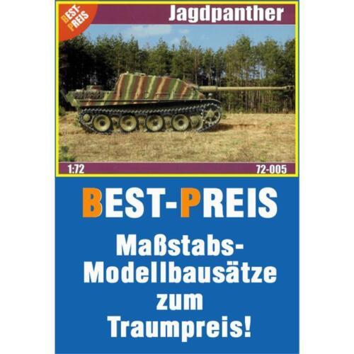 1:72 Best-Preis 72005 Jagdpanther