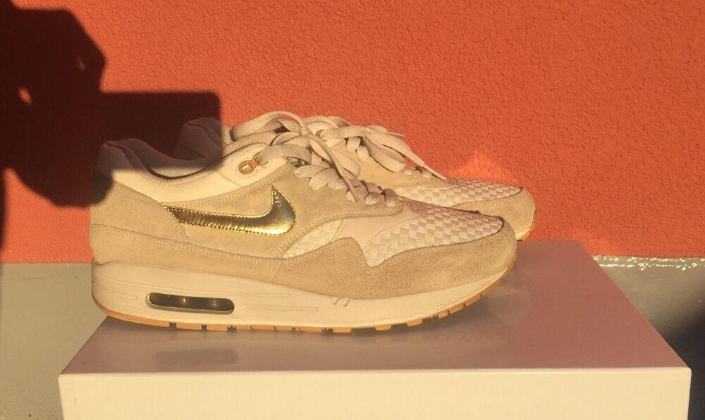 Nike Air Max 1 Soft Pearl Jewel Urawa Atmos Kidrobot 8,5 Us Chaussures de sport pour hommes et femmes