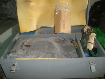 IDA-71 Russian navy rebreather .Oxygen cylinder with regulator Not used.