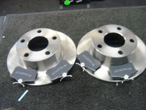 VW Passat Audi A6 Disques de freins arrière plaquettes disques de frein /&