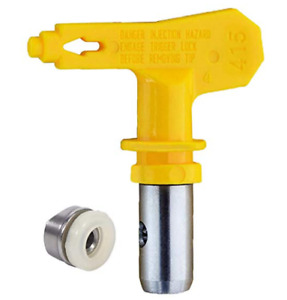 Details about Switch Tip Guard For Krause+Becker Harbor Freight Airless  Paint Sprayer Gun 515