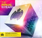 Ministry of Sound: The Annual 15 Years [Box] by Various Artists (CD, Aug-2010, 3 Discs, Ministry of Sound)