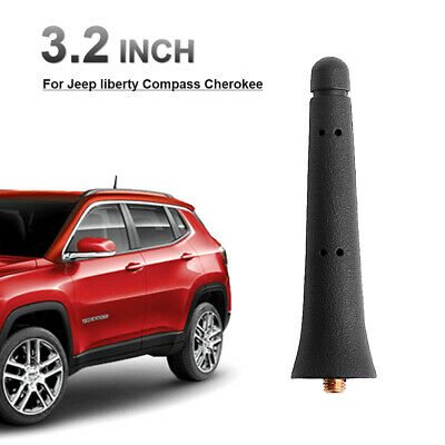 "Jeep Liberty Grand Cherokee Dodge Journey  4.5/"" Antenna MAST new Copper Upgrad"