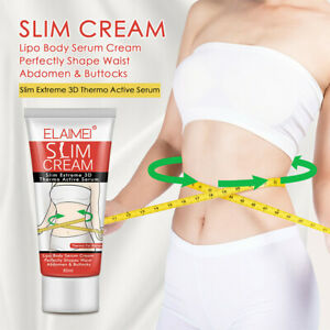 New-Leg-Waist-Slim-Cream-Slimming-Body-Weight-Loss-Fat-Burning-Anti-Cellulite