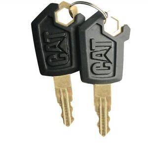 Caterpillar-Key-Heavy-Equipment-CAT-Excavator-CAT-Dozer-CAT-Paver-2-Keys